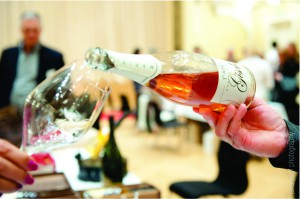 The Second Sparkling Wine Festival is taking place in Ljubljana on February 13th