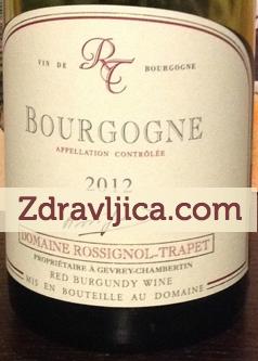 Bourgogne-Domaine-Rossignol-Trapet-2012-opinioni