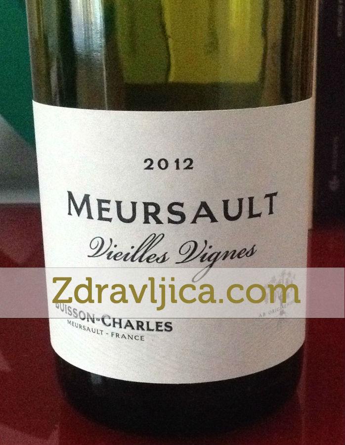 Opinioni-vino-Chardonnay-Borgogna-Mersault-Vieelles-Vignes-Buisson-Charles-2012
